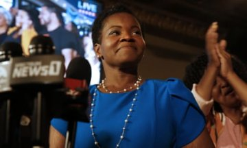 'First of many': Socialist India Walton defeats four-term Buffalo mayor in primary up...