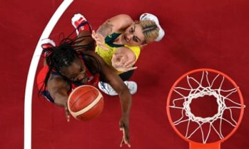 US too good for Australia with no sign of Olympic basketball streak ending