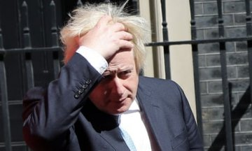 Johnson's disregard for rules helped him get elected – but it's starting to wear thin...