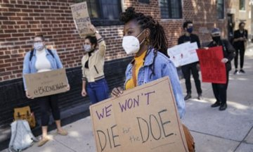 New York City's Covid vaccine mandate for school staff blocked by judge