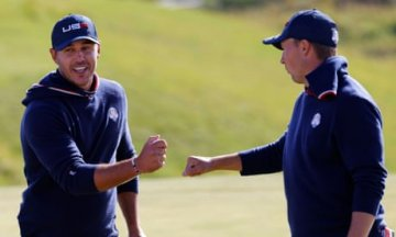 Petulant Brooks Koepka causes Ryder Cup storm as Europe hopes fade